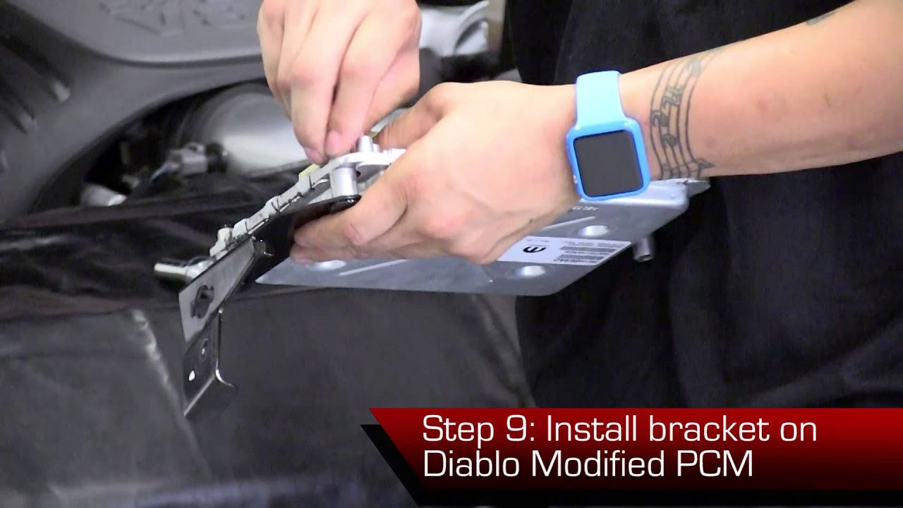 Diablosport Dodge Charger And Chrysler 300 Pcm Swap Tutorial Youtube 2013 Challenger Wiring Diagram