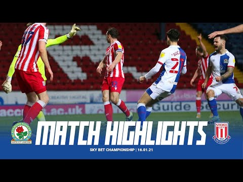 Blackburn Stoke Goals And Highlights