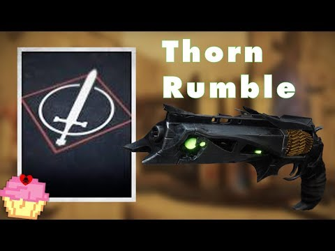 Thorn, but in Rumble