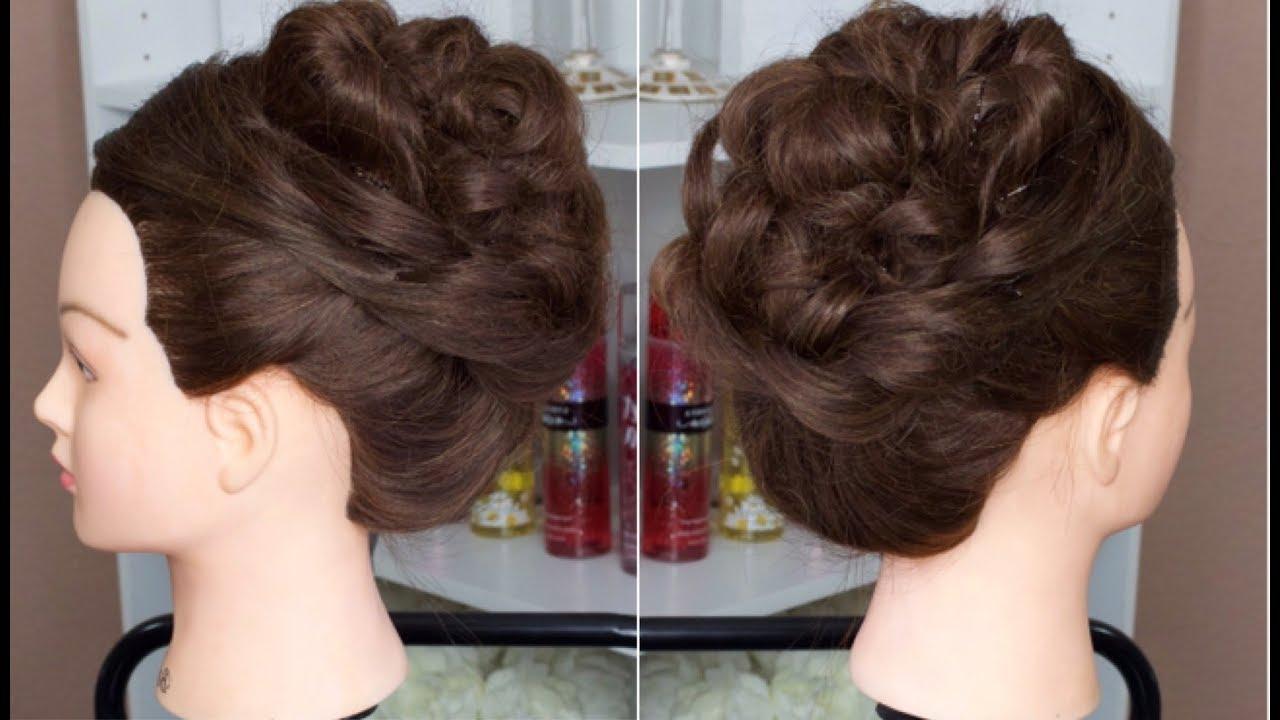 Peinados Para Quinceaneras Fiestas Bodas Novias Hairstyle For