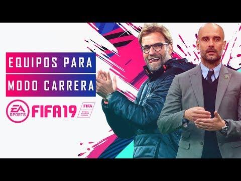 FIFA 19: Los Mejores Equipos para Modo Carrera