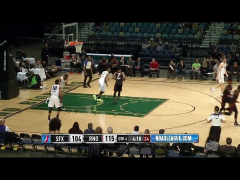 Briante Weber drops career-high 34 points in loss to the Bighorns