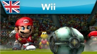 Mario Strikers Charged Football - Trailer (Wii)