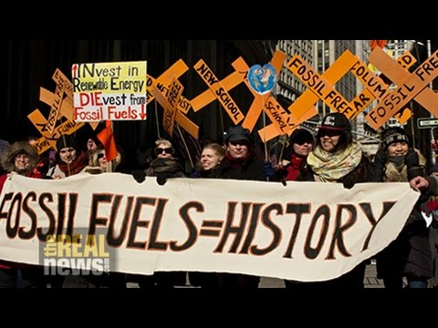 Fossil Fuel Reps Invited to COP21 While Protest is Banned in Paris
