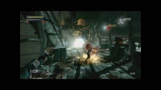 Ninja Blade: gameplay pc hd