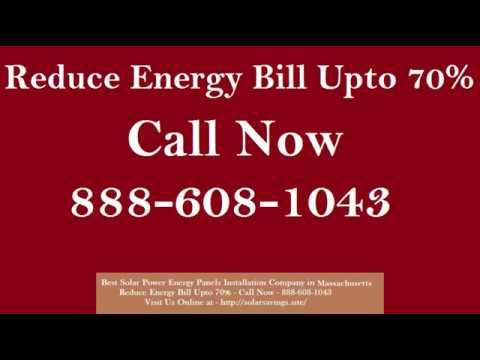 Best Solar Power (Energy Panels) Installation Company in East Brookfield Massachusetts MA