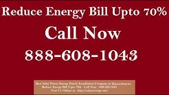 Best Solar Power (Energy Panels) Installation Company in East Brookfield Massachusetts MA