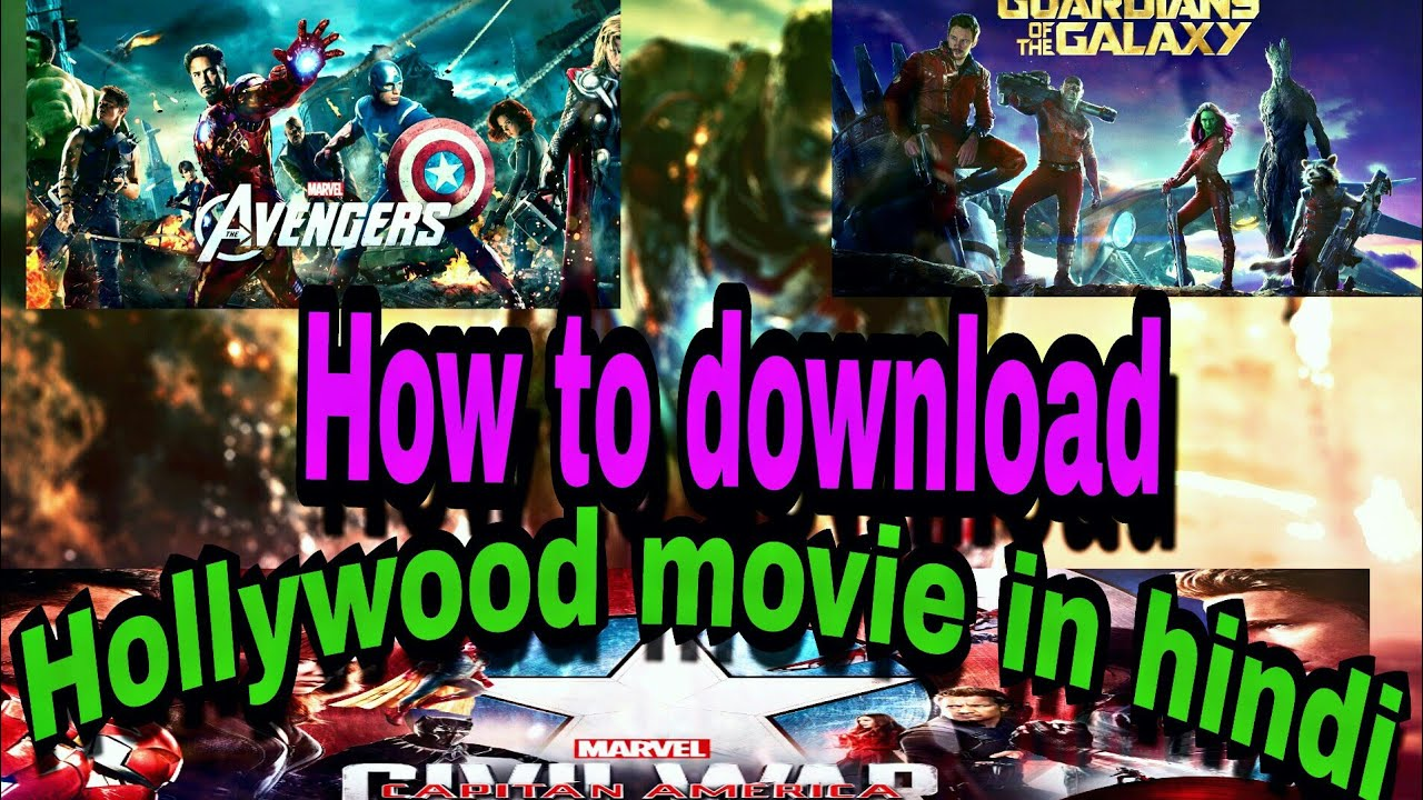 How to download Hollywood movie in hindi dubbing