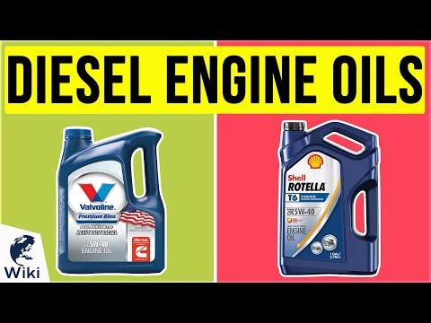 10 Best Diesel Engine Oils 2020