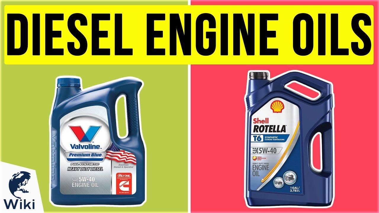 10 Best Diesel Engine Oils 2020 Youtube