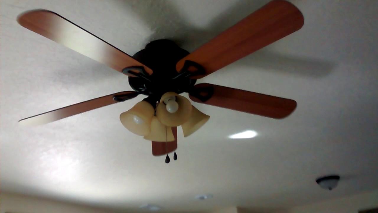 """52"""" Harbor Breeze Springfield II Ceiling Fan (Remake ..."""