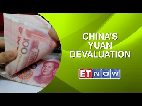 China's Yuan Devaluation - What Does It Mean For India? | Discussion
