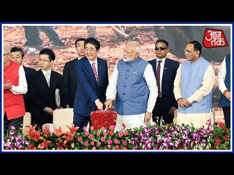 Live: Bullet Train Is A Big Gift From Japan To India, Says PM Narendra Modi