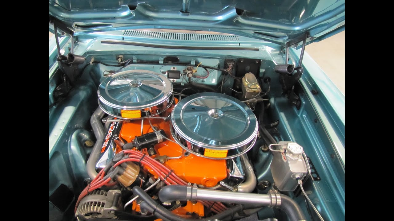 Classic Muscle Car FOR SALE 1964 Dodge 330 Max Wedge SOLD SOLD ...