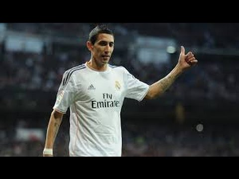 Angel Di Maria Highlights & Skill ● Best Ultimate Goals Ever 2012 - 2014 Full HD ● So Much Football