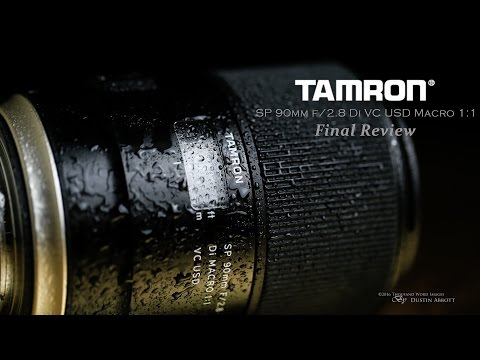 Tamron SP 90mm f/2.8 Di Macro 1:1 VC USD Final Review | Finally There?