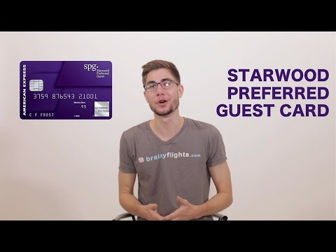The Starwood Preferred Guest® Credit Card - Our Favorite Hotel Credit Card