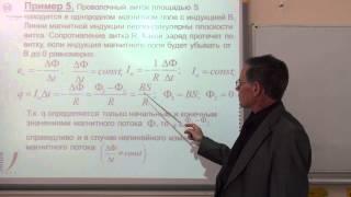 Лекции по физике. Урок № 19.
