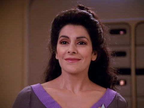Live at Sci-Fi Ball with Marina Sirtis from YouTube · Duration:  10 minutes 40 seconds