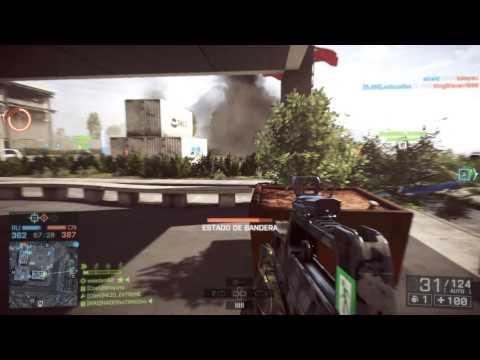 Battlefield 4 Rezo rpg style rules