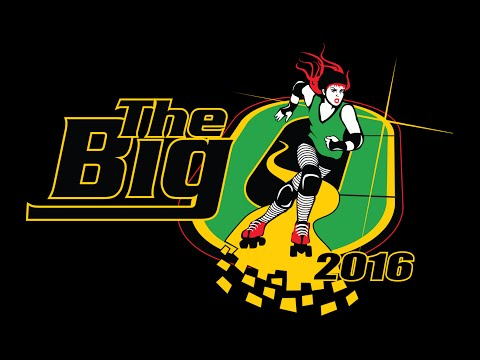 The Big O 2016: Victorian Roller Derby All Stars vs. Texas Texecutioners [WFTDA] (T1G8)