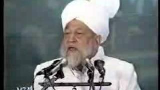 Co-operation of Ahmadiyya Jamaat?{Urdu Language}