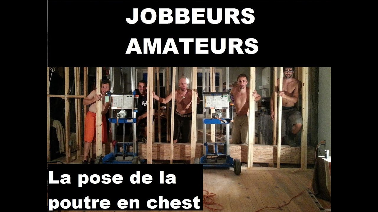Comment Poser Une Poutre En Parallam Jobbeurs Amateurs