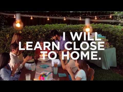 Valencia College – I will learn close to home.