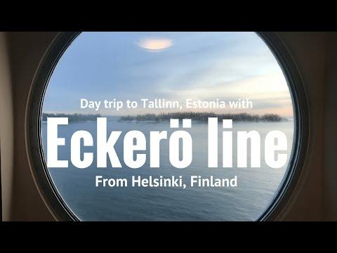 Eckerö line Day Trip to Tallinn, Estonia from Helsinki, Finland