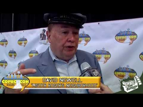 David Newell : 2016 Niagara Falls Comic Con