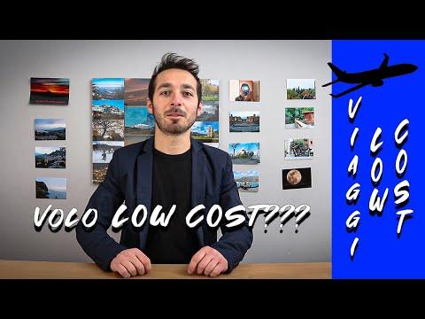 VOLO LOW COST - Come trovare voli Low Cost nel 2021!