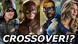 Black Lightning To Crossover with Other DCTV Shows Confirmed!? - Black Lightning News/Speculation