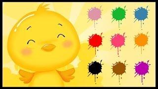 Apprendre Les couleurs - Les Titounis
