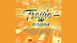 Traffic Riddim Mix (2019) Vybz Kartel,Popcaan,Masicka,Govana & More (Tj Records)