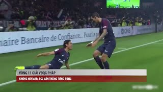 Tin Thể Thao 24h Hôm Nay (19h - 28/10): Vắng Neymar, PSG Vẫn Thắng Tưng Bừng