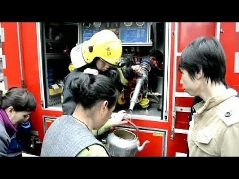 China toxic tap water found in Lanzhou