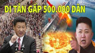 ☀ĐÀM PHÁN THẤT BẠI-T.C.Bình Di Tản Gấp 500.000 Dân Trong Đêm, Triều Tiên Cho NoỔ TuUNG Đê Tam Hiệp