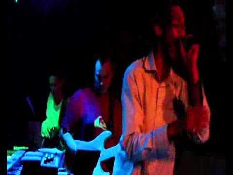 Reggae Unknown Flying Orchestra - I'm sitting on a floor  - Black Night