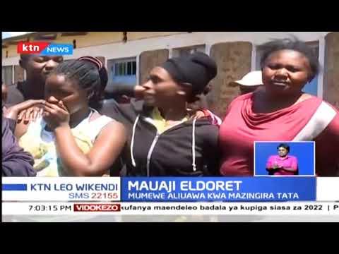 Mtu mmoja auwawa Eldoret kwa mazingira ya utata
