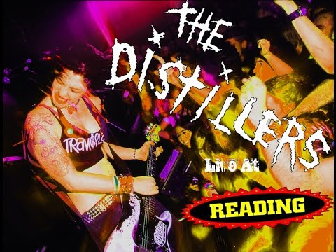 The Distillers Live Reading (2004)
