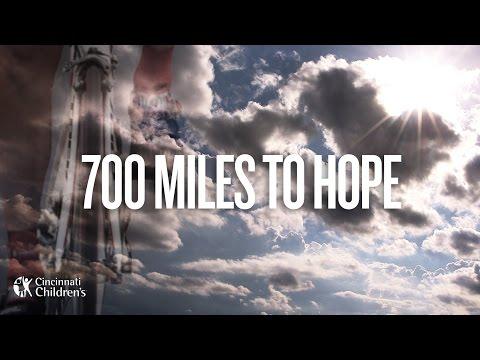 700 Miles to Hope | A Cincinnati Children's Documentary | 2015