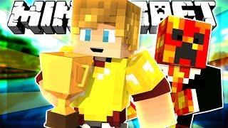 SKYWARS CHAMPIONS!   Minecraft SkyWars w/Lachlan & PrestonPlayz