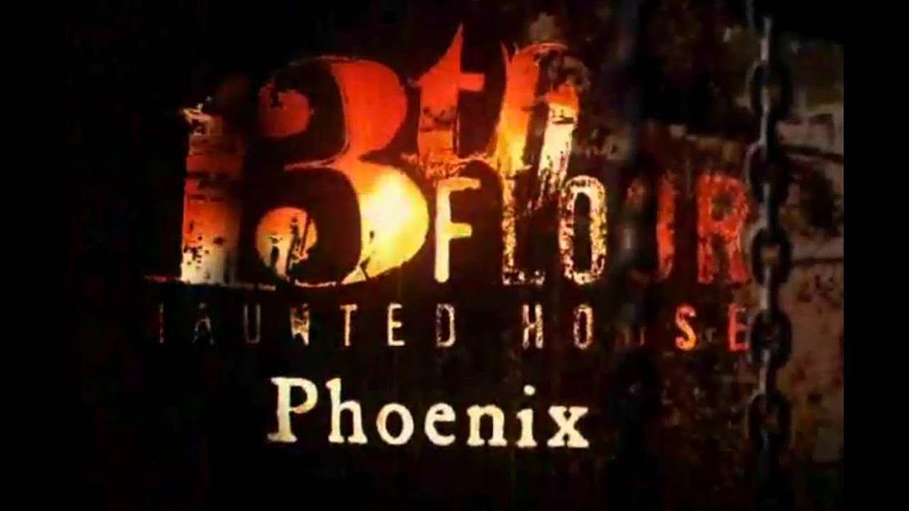 13th Floor AZ Haunted House Review 2014