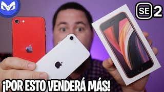 DOBLE UNBOXING DEL iPhone MAS VENDIDO DEL 2020 iPhone SE (2020)