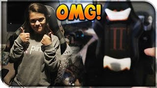 "EPIC ""Black Ops 3"" DXRACER UNBOXING! (Special Edition Black Ops Chair)"