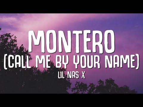 Lil Nas X – MONTERO (Call Me By Your Name) LYRICS
