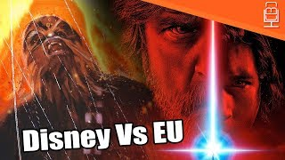 Why Disney Scrapped the EU for a New Star Wars Continuity