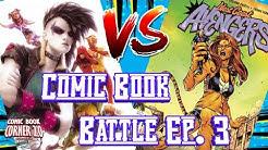 Comic Book Battle Ep. 3 | Teen Titans #22 vs. West Coast Avengers #2