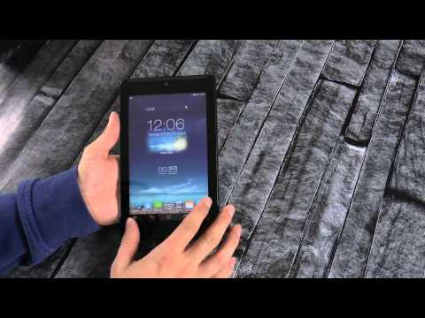 Asus FonePad 7 Unboxing und erster Eindruck | tabtech.de