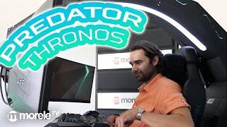 Predator Thronos | Testujemy fotel gamingowy na wypasie